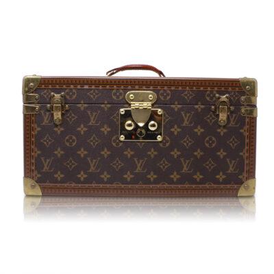 Louis Vuitton Boite Bouteilles et Glace Beauty Train Case Monogram Le Chic