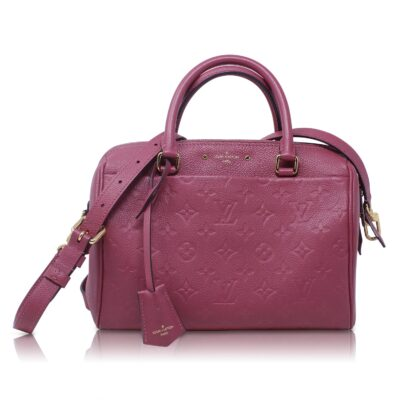 Louis Vuitton Speedy 25 Empreinte Rosa Le Chic