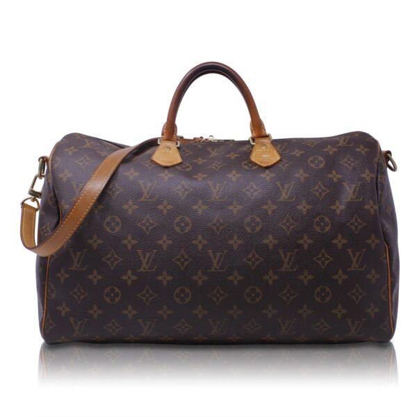 Louis Vuitton Speedy 40 Bandoliere Monogram Le Chic