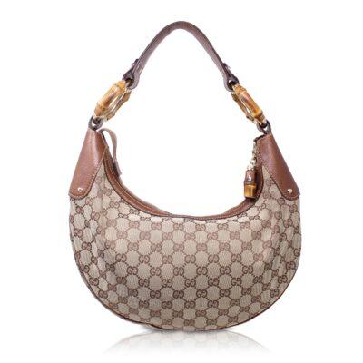 Gucci GG Bamboo Hobo Bag Le Chic